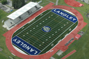 langley facilities mcleod athletic park