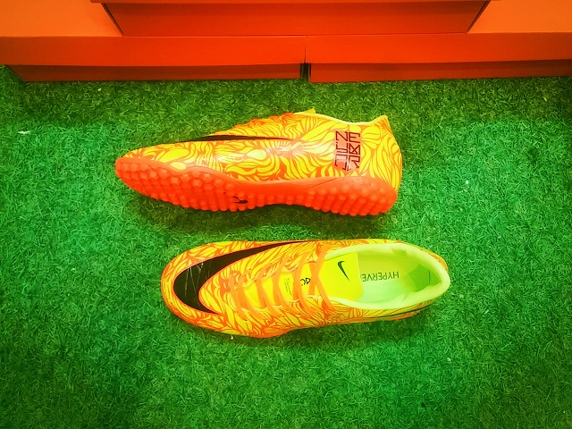 Choose football cleats that match the ground