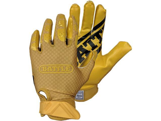 Choose gloves with hard palms for