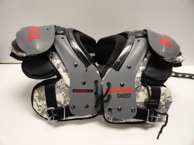 How many types of Football Shoulder Pads