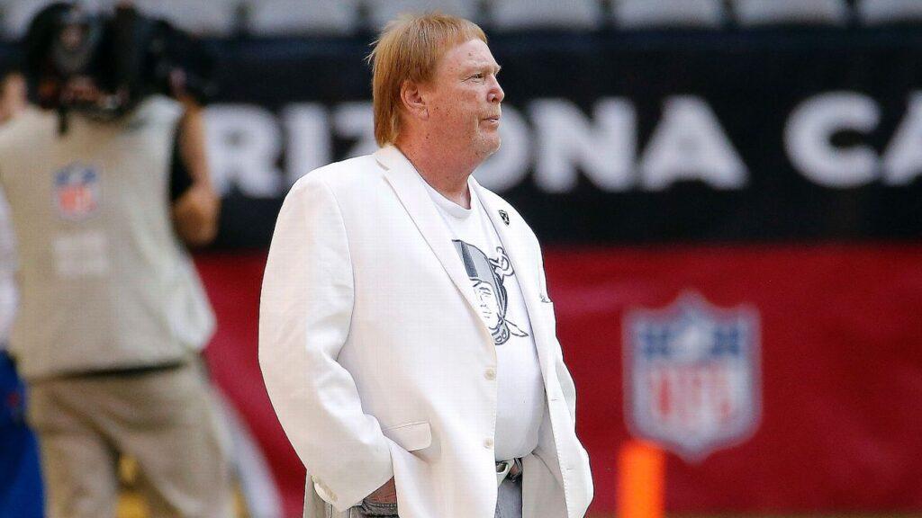 Mark Davis Oakland Raiders