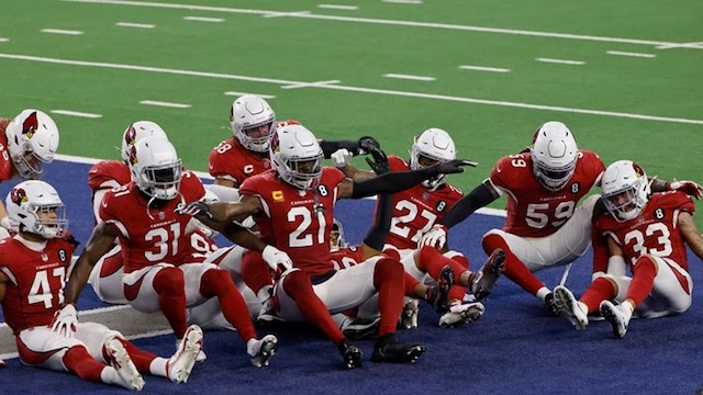 the arizona cardinals are the oldest team in the national football league at 101 years old