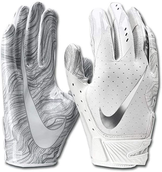 the best receiver gloves must be well ventilated lightweight and breathable to keep the hands cool on the field