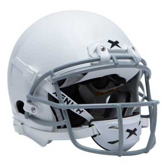 xenith football helmet help to prevent concussions effectively