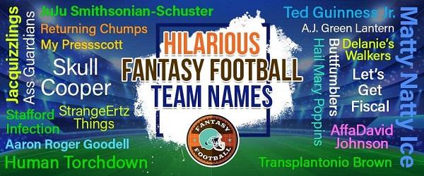 funny fantasy football names langleyrams 2