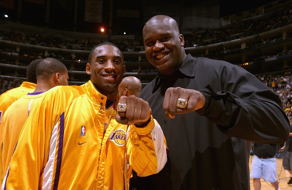 how many rings does shaq have langleyrams 4