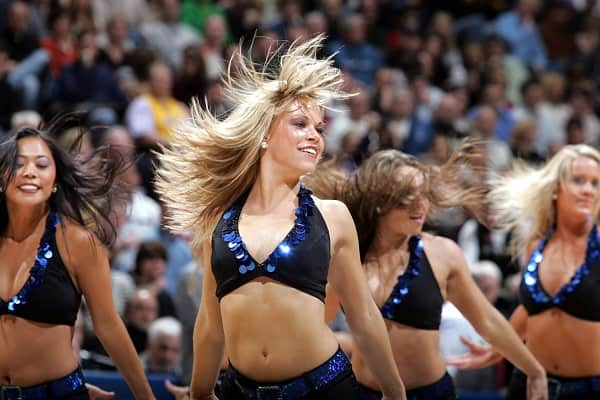 how much do nba cheerleaders make langleyrams 3